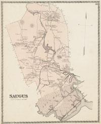 Hills of Saugus, Mass. | Hills of the Boston Basin