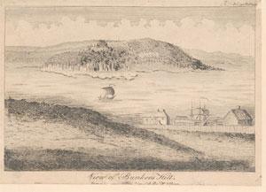 Hills of Charlestown - Boston, Mass  | Hills of the Boston Basin